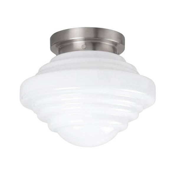 Highlight Plafondlamp Deco York Ø 24 cm wit