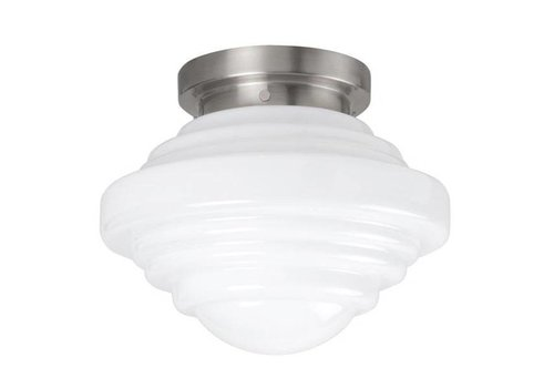 Highlight Plafondlamp Deco York Ø 29 cm wit