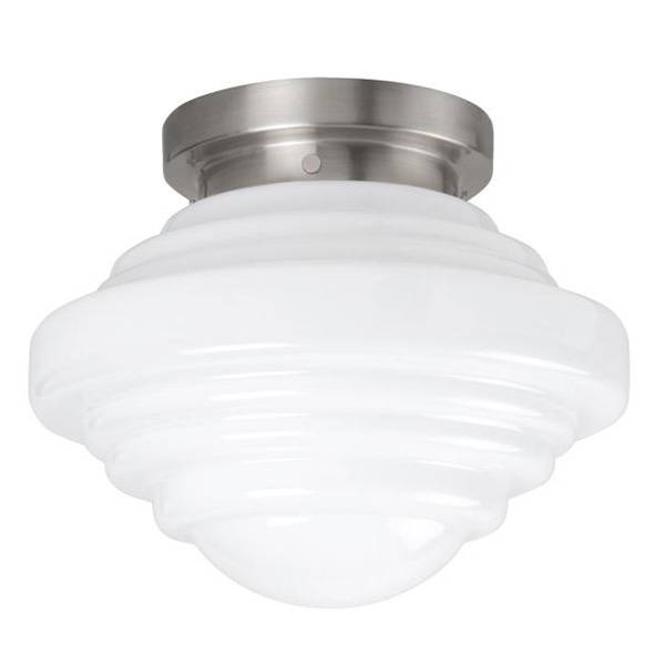 Highlight Plafondlamp Deco York Ø 29 cm wit