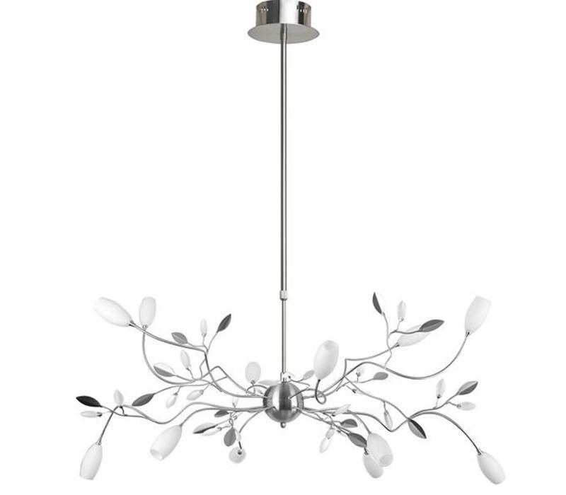 Hanglamp Grosseto staal H5369.00