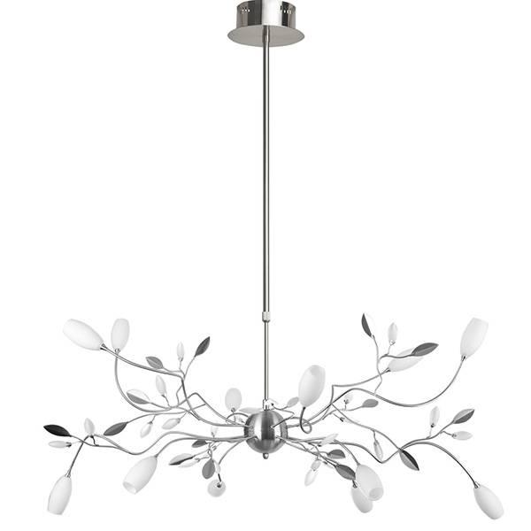 Highlight Hanglamp Grosseto Staal H5369.00