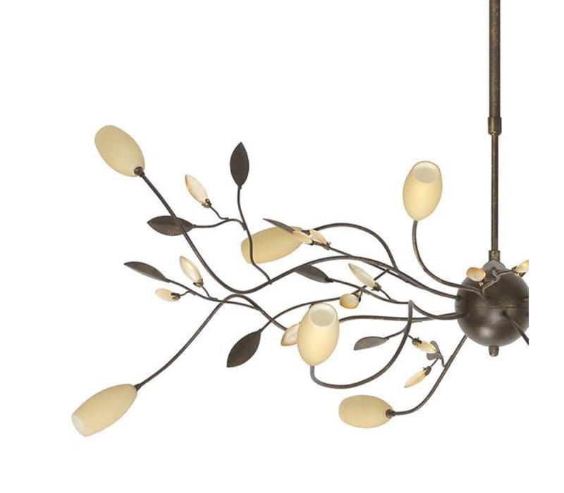 Hanglamp Grosseto bruin H5369.22