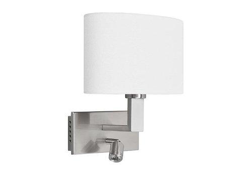 Highlight Wandlamp New oval LED wit