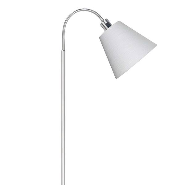 Highlight Vloerlamp Texas creme 1 lichts