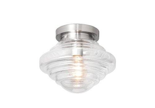Highlight Plafondlamp Deco York Ø 24 cm helder