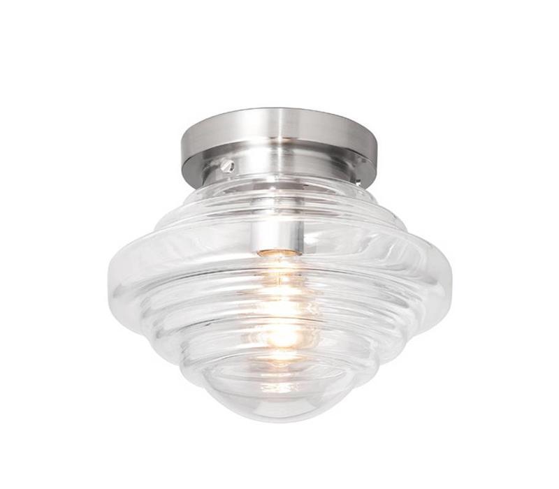 Plafondlamp Deco York Ø 24 cm helder
