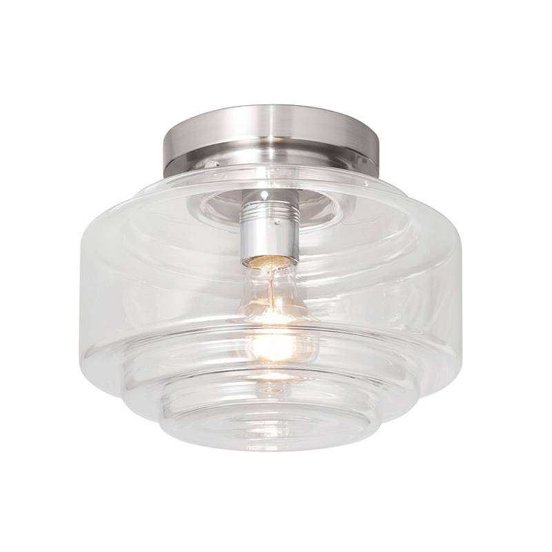 Highlight Plafondlamp Deco Cambridge Ø 24 cm helder