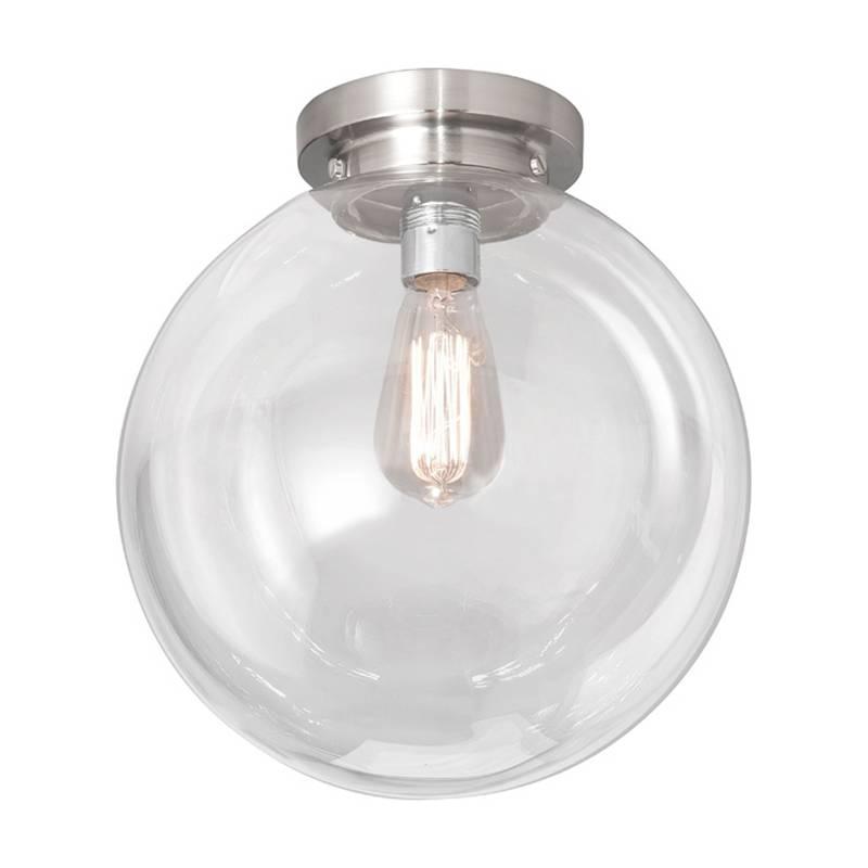 Highlight Plafondlamp Deco Globe Ø 30 cm helder