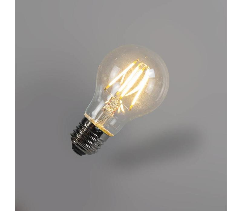 LED E27 lamp 4 Watt filament