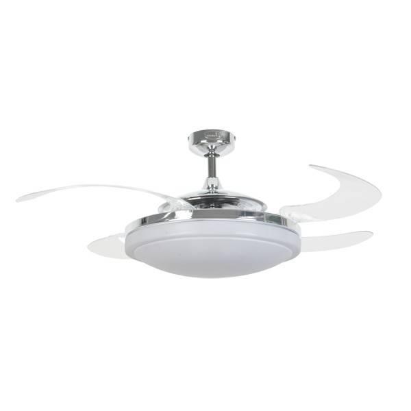 Masterlight Plafondventilator Fanaway Evo 2 Chroom Diverse verlichting