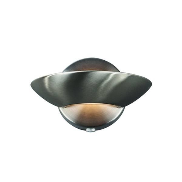 Philips Wandlamp Disc staal