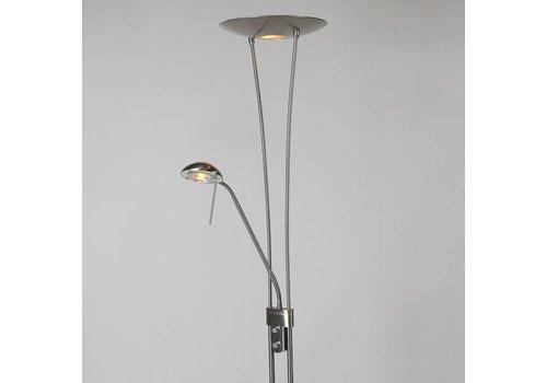 Highlight Vloerlamp Gear mat-chroom