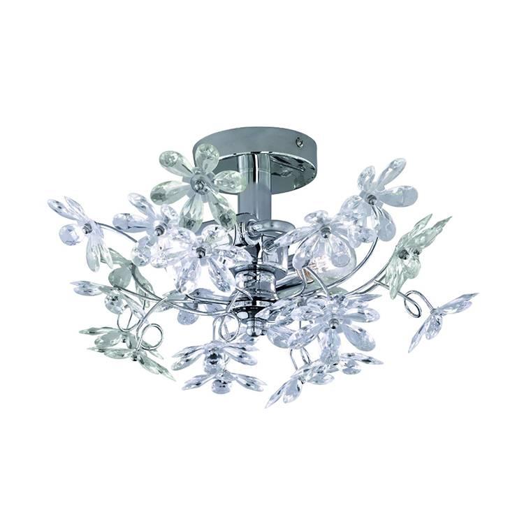 Trio Leuchten Plafondlamp Bloesem klein