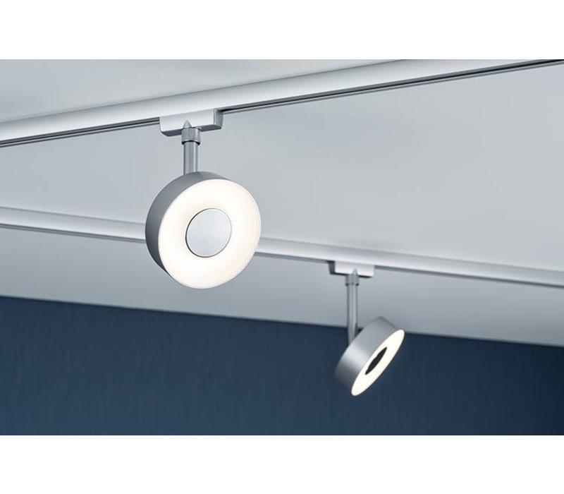 Spot 122 alu LED