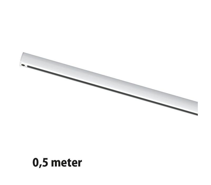 Rails 0,5 meter wit