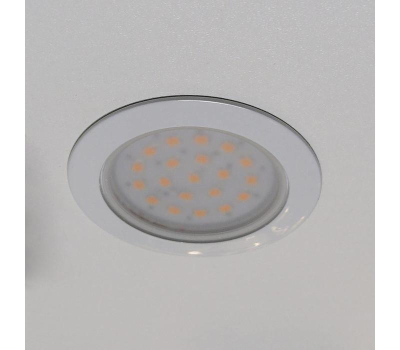 Inbouwspot Belfast LED cabinet wit