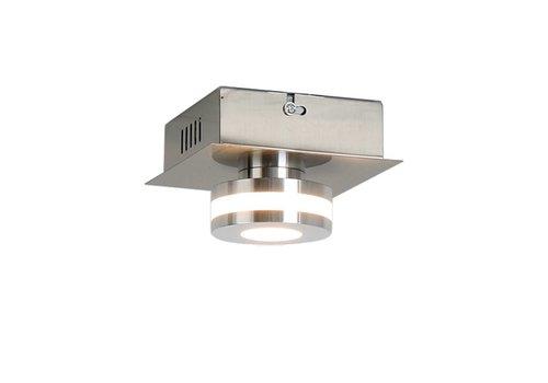 i-Lumen Plafondlamp Brussel LED 1 lichts