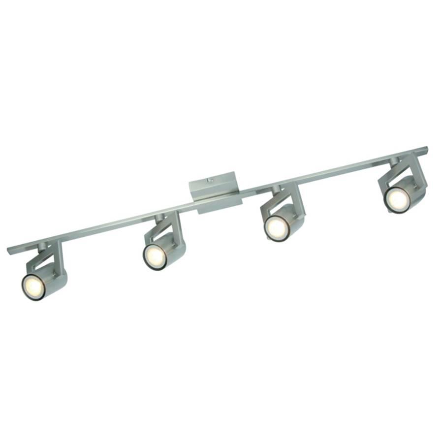 Freelight Spot Valvoled mat chroom 4 lichts recht
