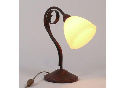 LAM Tafellamp ViaDese 1 lichts rusty