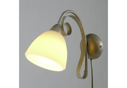 LAM Wandlamp ViaDese 1 lichts ivory