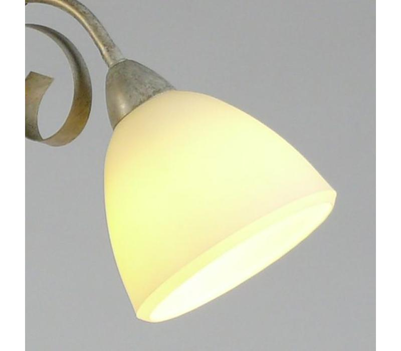 Wandlamp ViaDese 1 lichts ivory