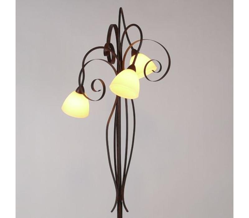 Vloerlamp ViaDese rusty