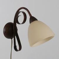 Wandlamp ViaDese 1 lichts rusty