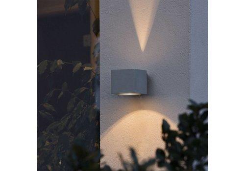 Konstsmide Buitenlamp Efeito vierkant