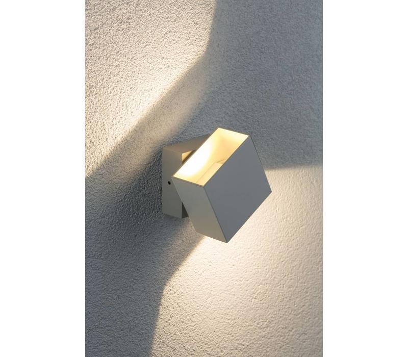 Buitenlamp Cybo LED wit