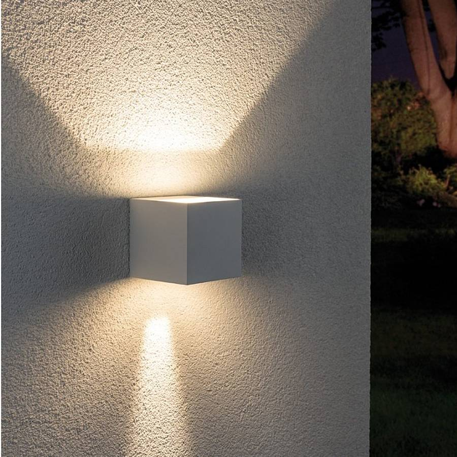 Paulmann Buitenlamp Cybo LED wit verstelbare bundel