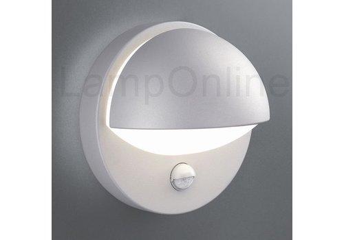 Philips Buitenlamp Reno wand grijs sensor