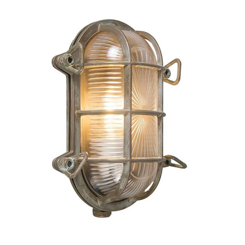 Lamponline Buitenlamp Titanic Ovaal Antiek