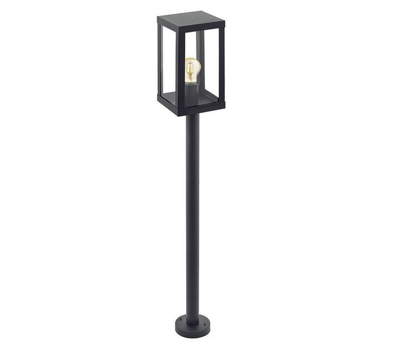 Buitenlamp Alamonte 1 zwart staand