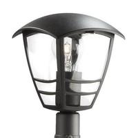 Buitenlamp Windshire paal medium