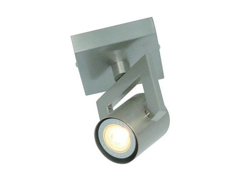 Freelight Spot Valvoled mat chroom 1 lichts
