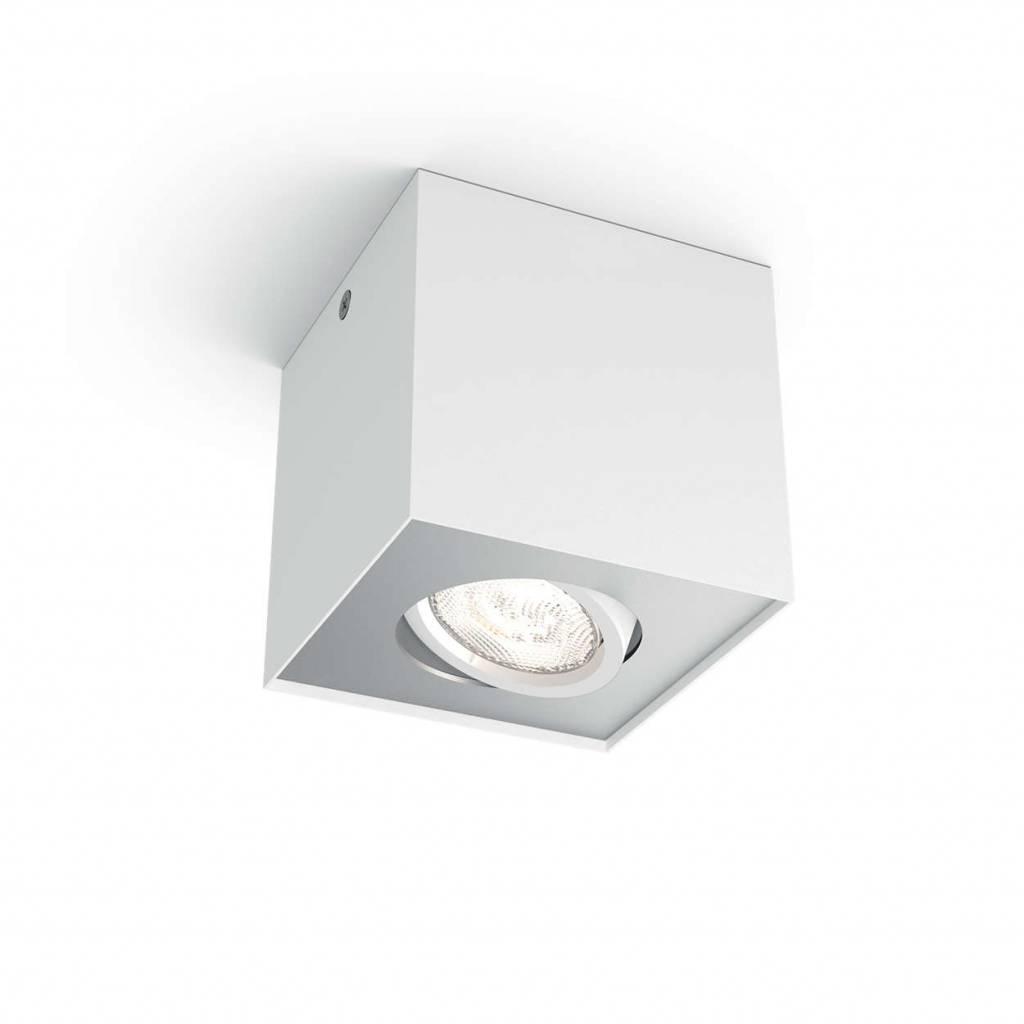 Philips Spot Box 1 lichts wit