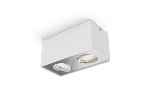 Philips Spot Box 2 lichts wit