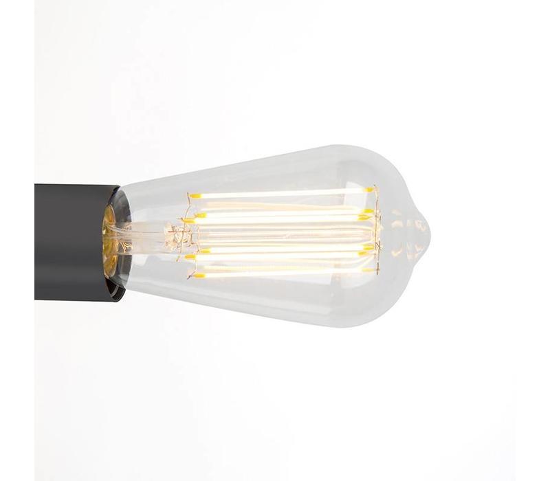 Plafondlamp Facile 5 lichts