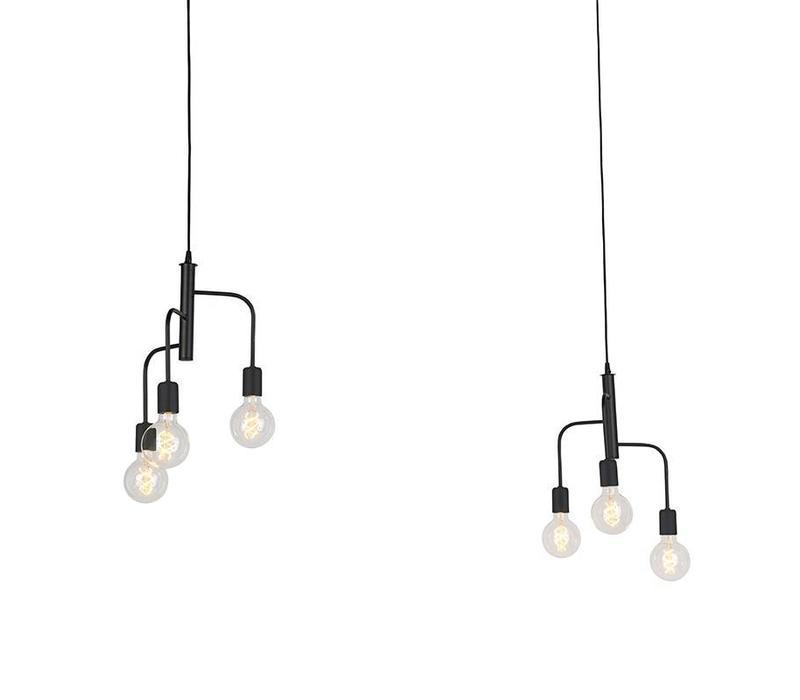 Hanglamp Facile 2x 3 lichts
