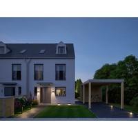 Plug & Shine buitenlamp grondopbouw overrijdbaar 2 lichts