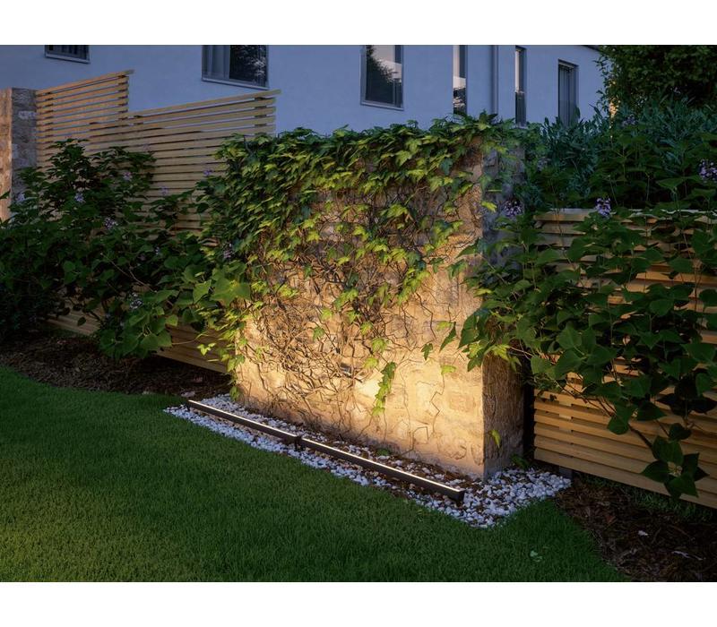Plug & Shine buitenlamp lichtlijst opbouw