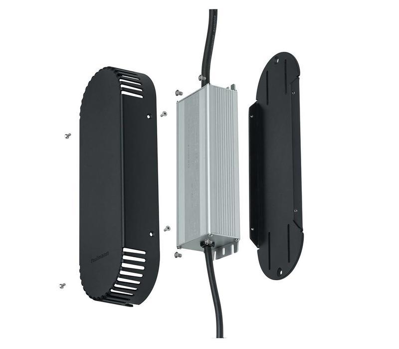 Plug & Shine onderdeel transformator behuizing