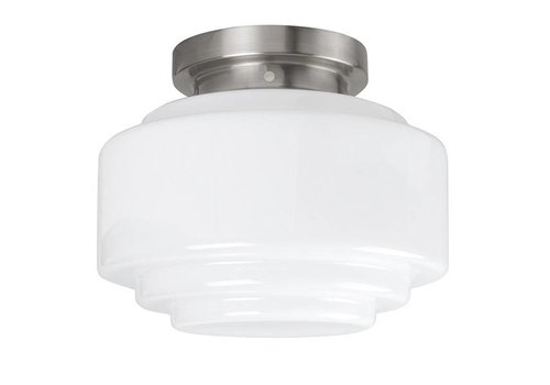Highlight Plafondlamp Deco Cambridge Ø 30 cm wit
