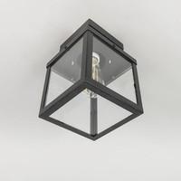 Buitenlamp Blaricum Zwart plafond klein