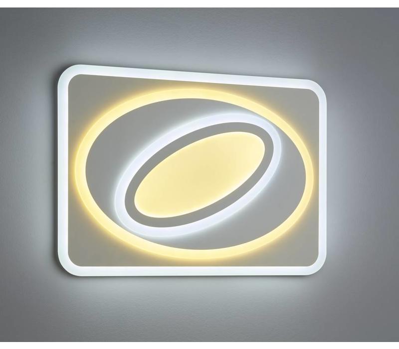 Plafondlamp Suzuka LED groot remote