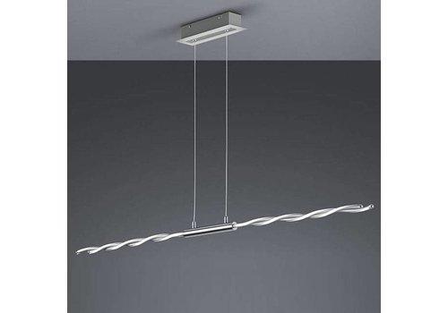 Trio Leuchten Hanglamp Portofino Chroom