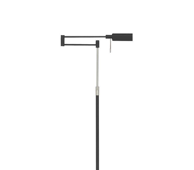 Vloerlamp New Bari zwart