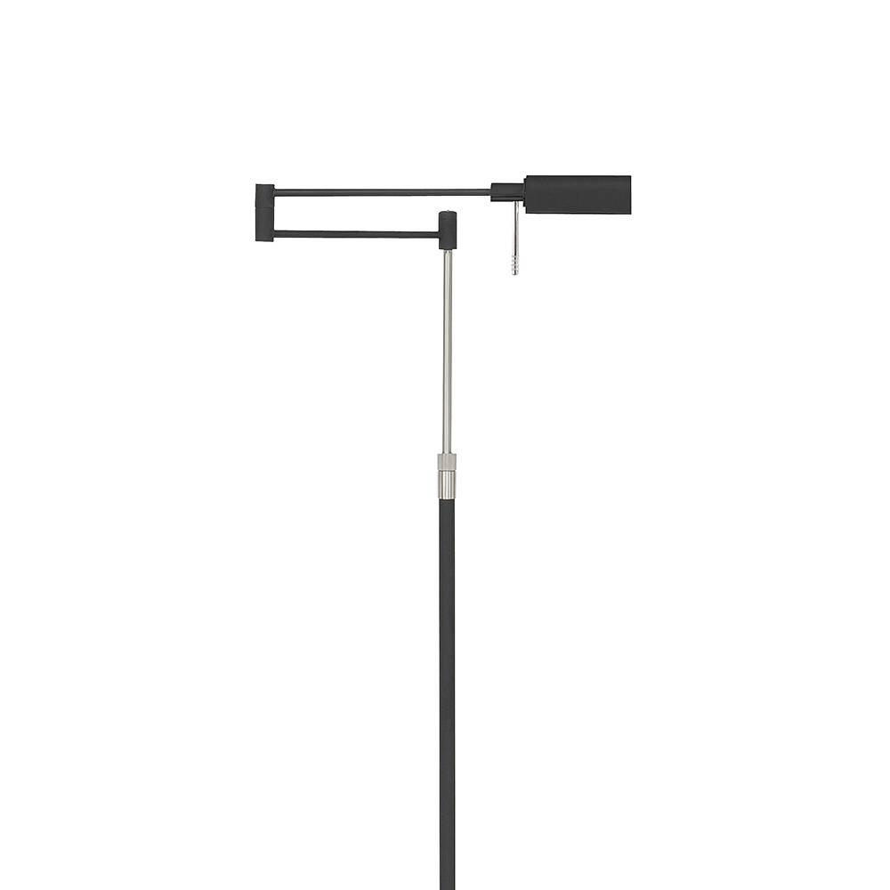 Highlight Vloerlamp New Bari zwart
