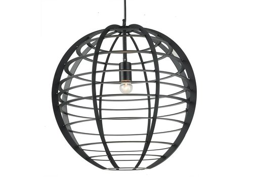 Highlight Hanglamp Pluto Ø 50 cm zwart