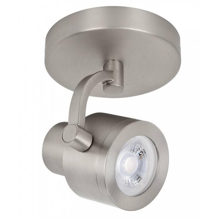 Highlight Spot Alto LED mat chroom 1 lichts